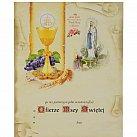 Obrazek do Pierwszej Komunii Świętej Matka Boska z Lourdes nr 52