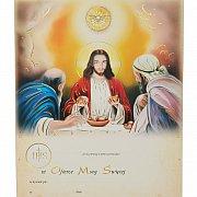 Obrazek do Pierwszej Komunii Świętej Duch Święty Jezus nr 63
