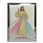 Jezus Miłosierny - Jezu Ufam Tobie w kolorze