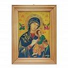 Obrazek 3D Matka Boża Nieustającej Pomocy 10 x 15