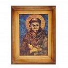Obrazek Święty Franciszek obrazek 3D
