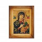 Obrazek Matka Boża Nieustającej Pomocy obrazek 3D 15x21