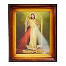 Obrazek Jezus Miłosierny obrazek 3D
