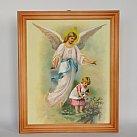 Obrazek w ramce Anioł Stróż 4