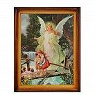 Obraz Anioł Stróż na Kładce