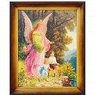 Obraz Anioł Stróż dzieci nad przepaścią