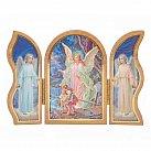 Obrazek Tryptyk Anioł Stróż kładka