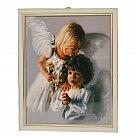Anioł Stróż w Białej Ramce
