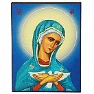 Obrazek Matka Boska Oblubienica Ducha Św. 10x13 wzór 2