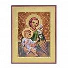 Ikona ze św. Józefem wzór 2