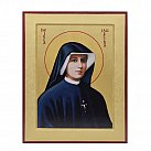 Ikona św. siostry Faustyny