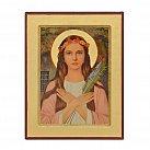 Ikona ze św. Filomeną
