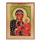Ikona Matka Boska Częstochowska, wzór 2