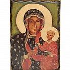 Ikona Matka Boska Częstochowska 13x19