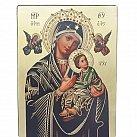Ikona Matki Boskiej Nieustającej Pomocy 17x23