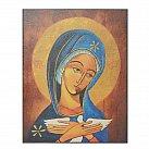 Obrazek Ikona Matki Boskiej Oblubienicy Ducha świętego 15x19