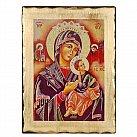 Ikona Matka Boża Nieustającej Pomocy wzór 2