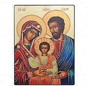 Ikona świętej Rodziny 40 x 30 cm