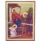 Ikona święta Rodzina 14x18