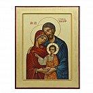 Ikona św. RODZINA 17 x13