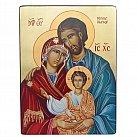 Ikona święta Rodzina duża