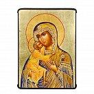 Ikona Matki Boskiej ZŁOTA
