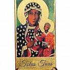 Ikonka z Matką Boską Częstochowską mała