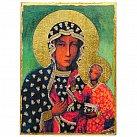 Ikonka z Matką Boską Częstochowską mała wzór 2
