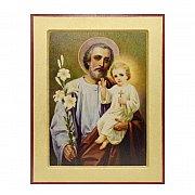 Ikona ze św. Józefem