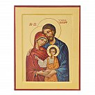 Ikona św. RODZINA 23 x18
