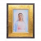 Obraz Matka Boża Medjugorie w ramie