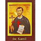 Ikona św. Kamil