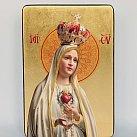 Ikona Matka Boska Fatimska 12x16