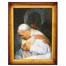 Obrazek Jan Paweł II w objęciach Maryi