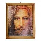 Obrazek Jezusa z Całunu Turyńskiego