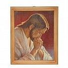 Jezus modlący się