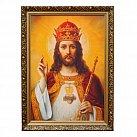 Obraz Chrystus Król na płótnie 50x70