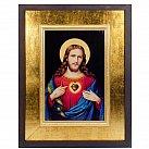 Obraz Ikona Najświętsze Serce Jezusa