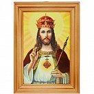 Obrazek Chrystus Król 10x15