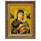 Obraz Matka Boska Nieustającej Pomocy ozdobnej ramie