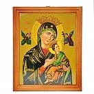 Obrazek w ramce Matka Boska Nieustajacej Pomocy