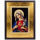 Obraz Ikona Najświętsze Serce Maryi