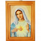 Obrazek w ramce Serce Maryi 10x15 cm