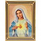 Obrazek w ramce Serce Maryi