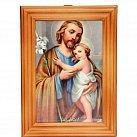 Obrazek Święty Józef z Jezusem