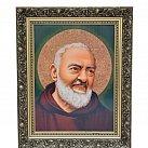 Obraz św. o. Pio 30x40