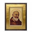 Obraz Ikona Święty Ojciec Pio