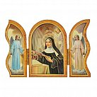 Obrazek Tryptyk św. Rita
