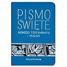 Pismo święte Nowy Testament i Psalmy oprawa twarda