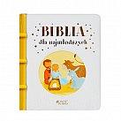 Biblia dla najmłodszych, twarda oprawa